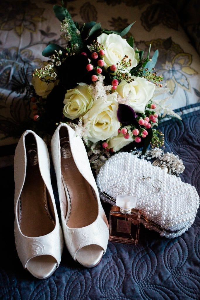 brides wedding details wedding morning fallons restaurant kilcullen Kildare