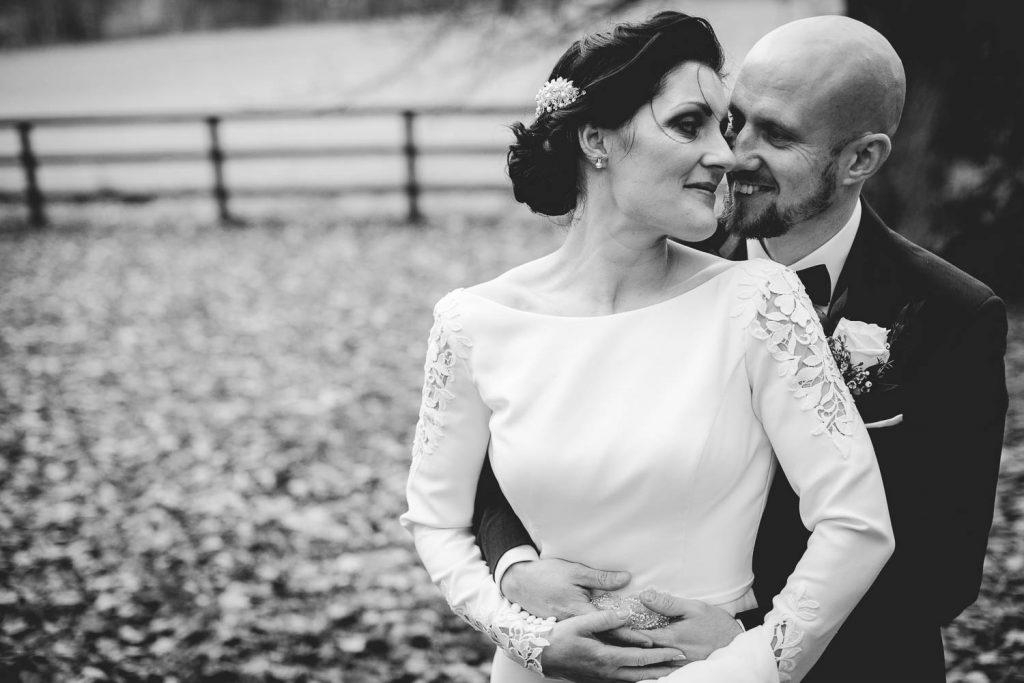 bride and groom couple portraits fallons restaurant kilcullen Kildare